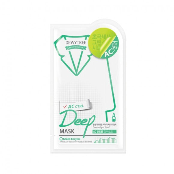 JUST ARRIVED! Dewytree AC Control Deep Mask 27g