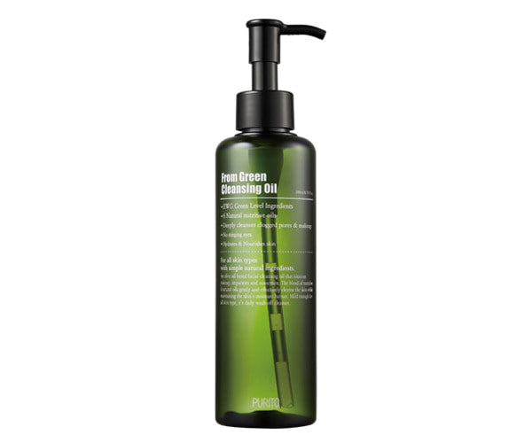 JUST ARRIVED! PURITO From Green Cleansing Oil 200ml