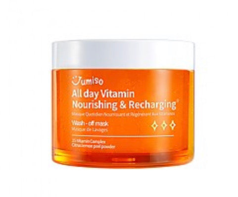 Jumiso All Day Vitamin Nourishing & Recharging Wash Off Mask
