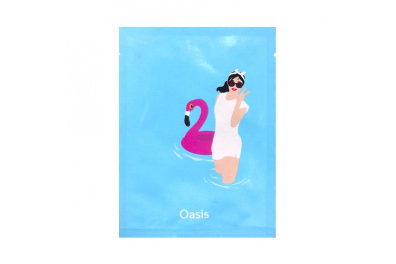 JUST ARRIVED! Package Oasis Moisturising Mask 20g
