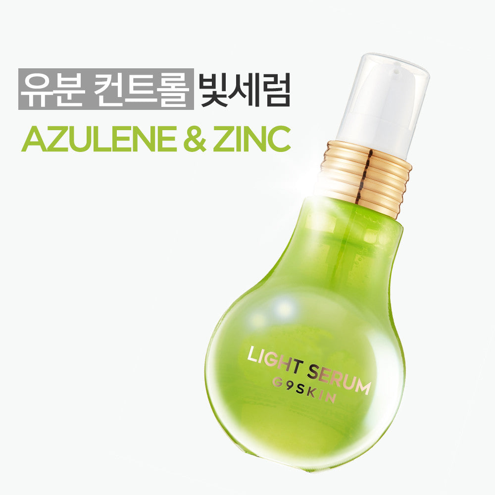 G9Skin Light Serum - Azulene & Zinc