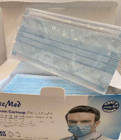 Artec Med Premium Face Mask (Individually Wrapped)