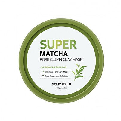 SOMEBYMI Super Matcha Pore Clean Clay Mask