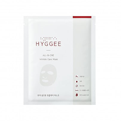 Hyggee All in One Wrinkle Care Mask Now £1.50 (Short Expiry)