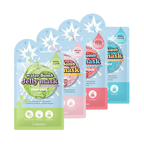 Berrisom Water Bomb Jelly Mask - Mask House UK
