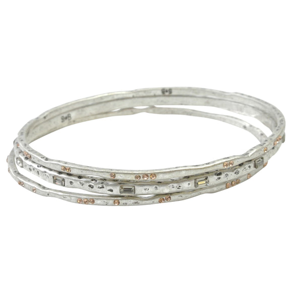Diana Bangle Set
