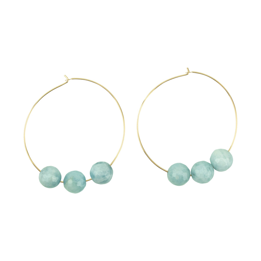 March Hoopla Earrings
