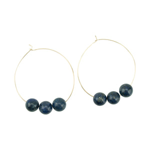 September Hoopla Earrings