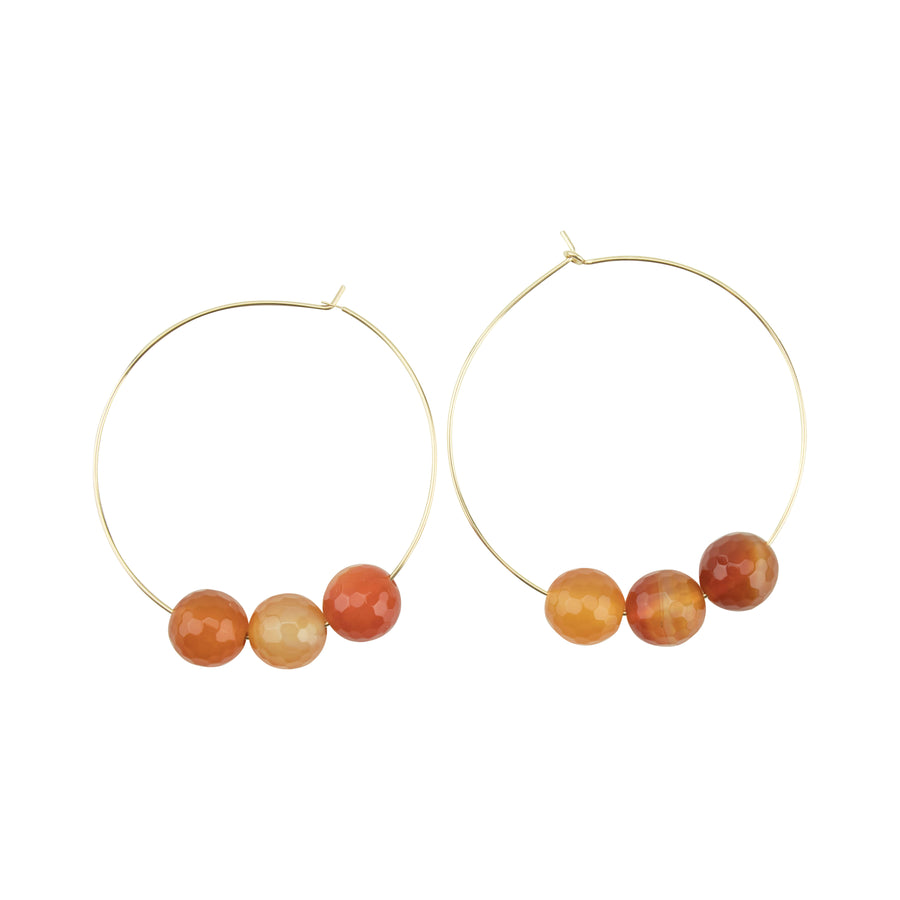 July Hoopla Earrings