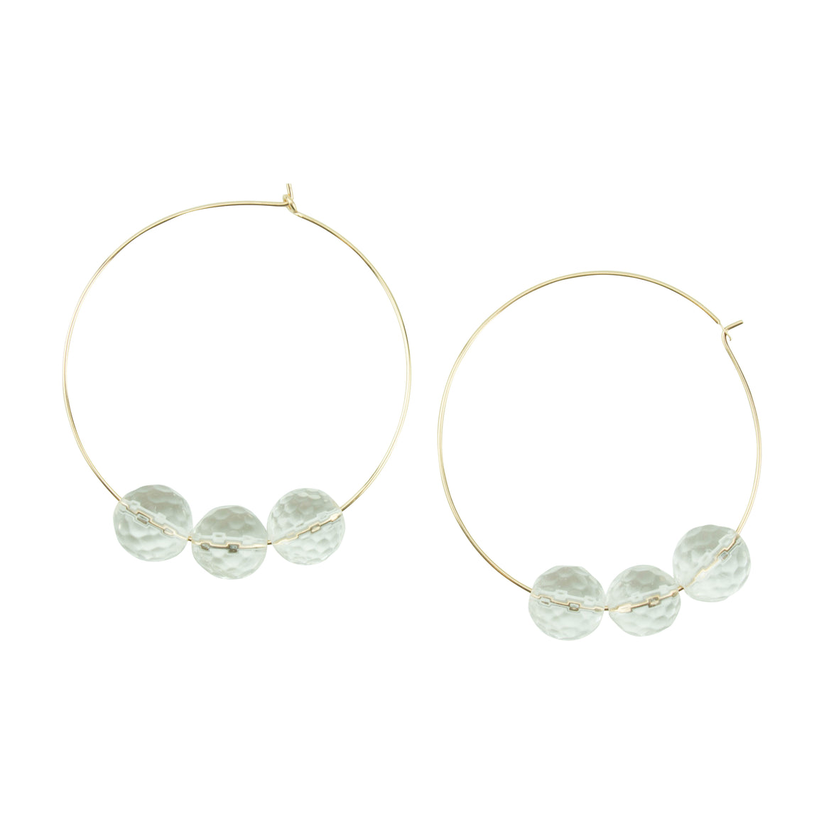 April Hoopla Earrings