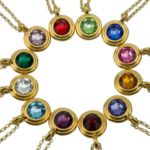 June Birthstone Necklace