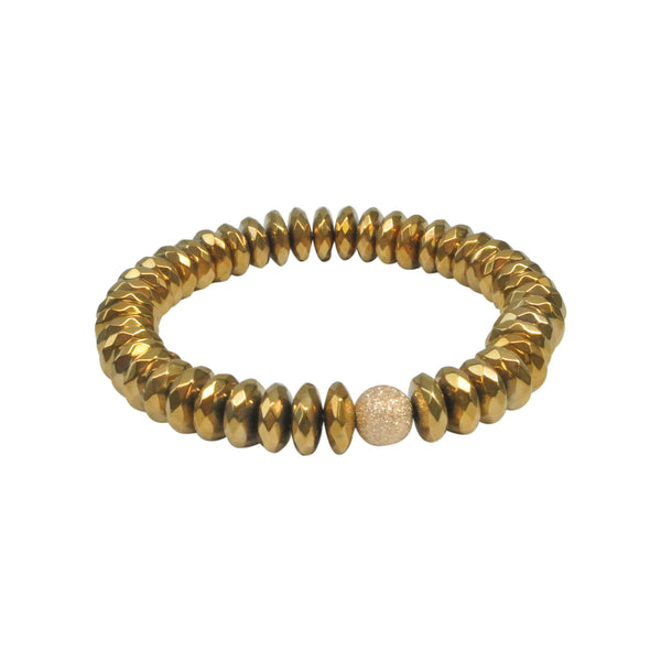 The Golden Afternoon Bracelet