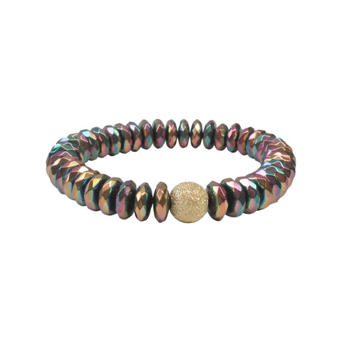 The Shimmering Seasons Bracelet