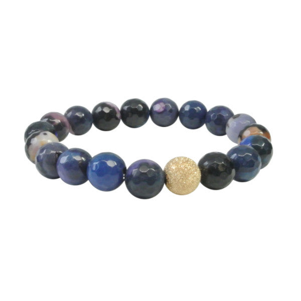 The Deep Multi Aster Bracelet