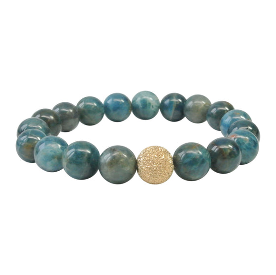 Talking 'bout Teal Bracelet