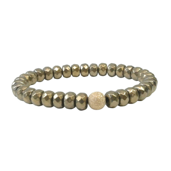 The Glam Gold Bracelet