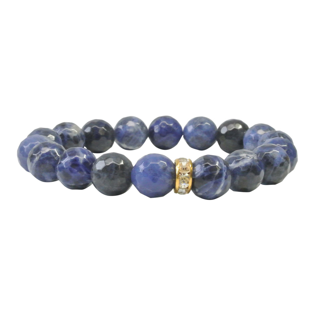 The Multi Blue Family Promise Bracelet