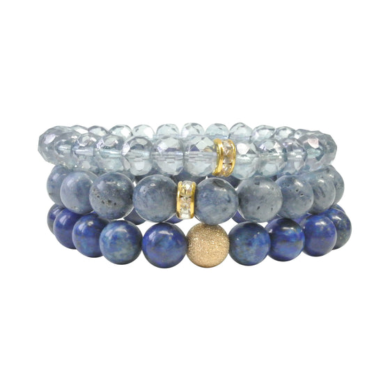 The Sky Blue Family Promise Stack