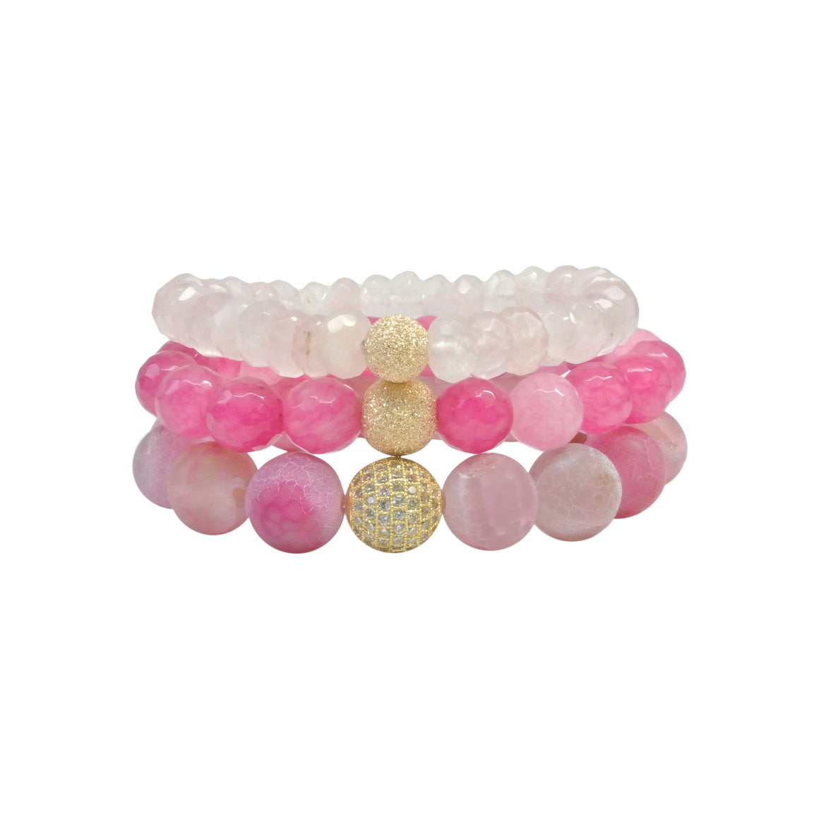 Think Pink Stack