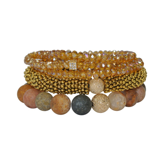 The Shimmer & Shine Stack