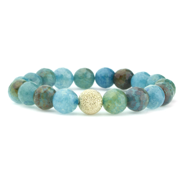 Royalty Multi Blue Bracelet