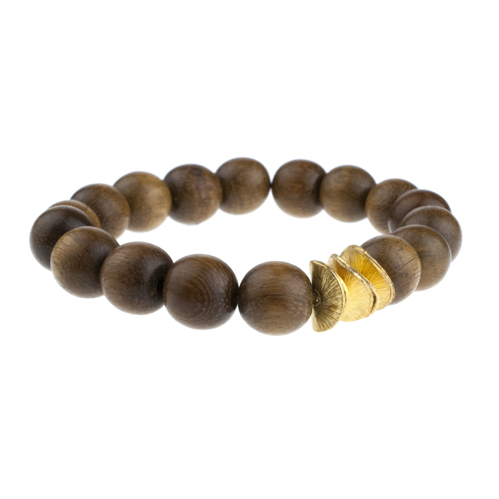 Robles Wood Bracelet