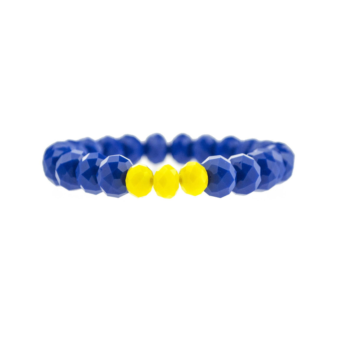 Boston Strong Crystal Bracelet