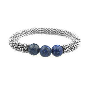September Accent Bracelet In Silver