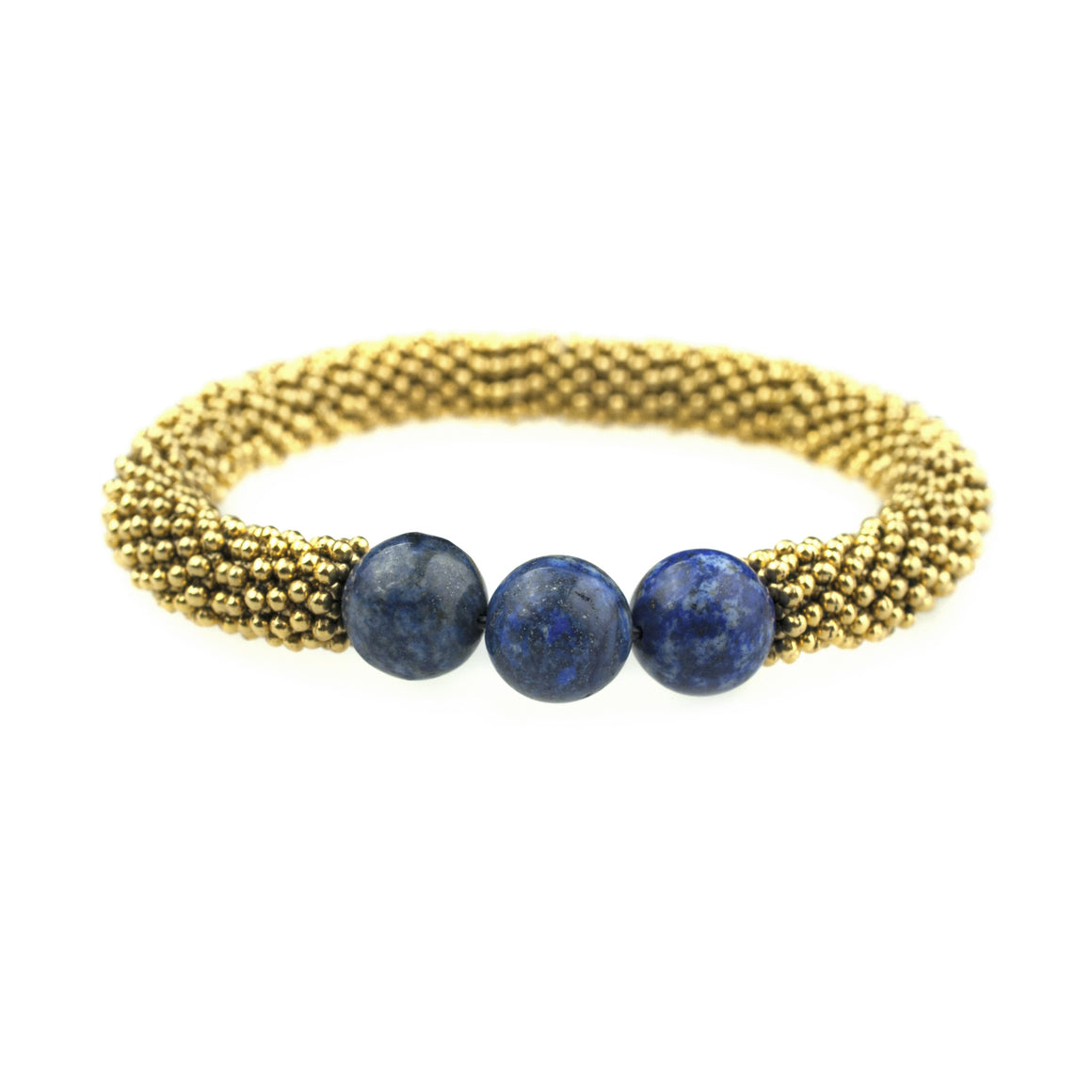 September Accent Bracelet In Gold