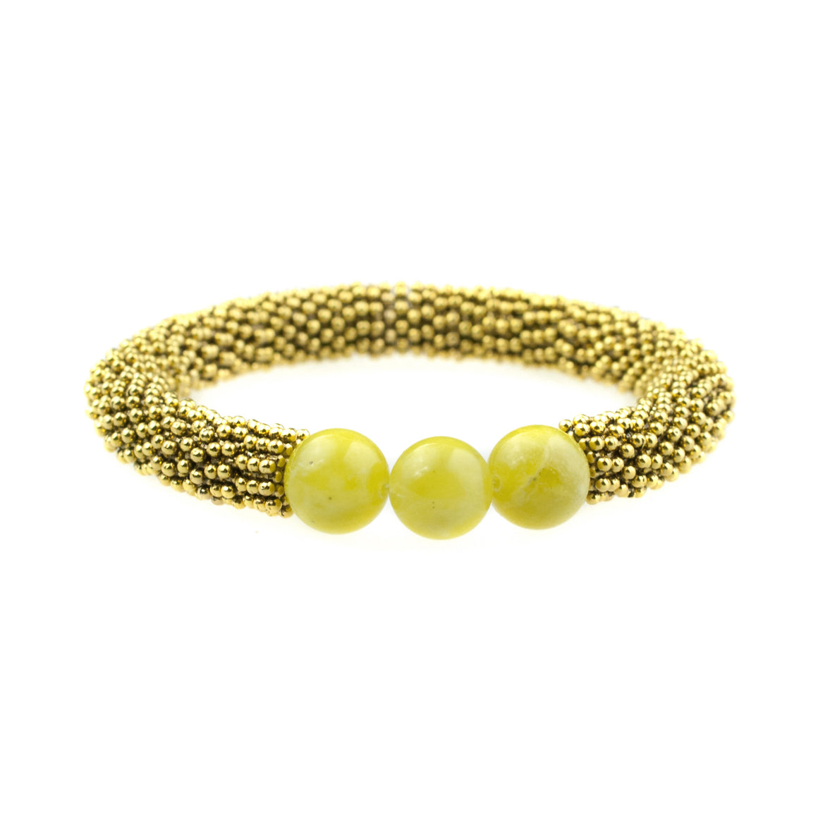 August Accent Bracelet In Gold
