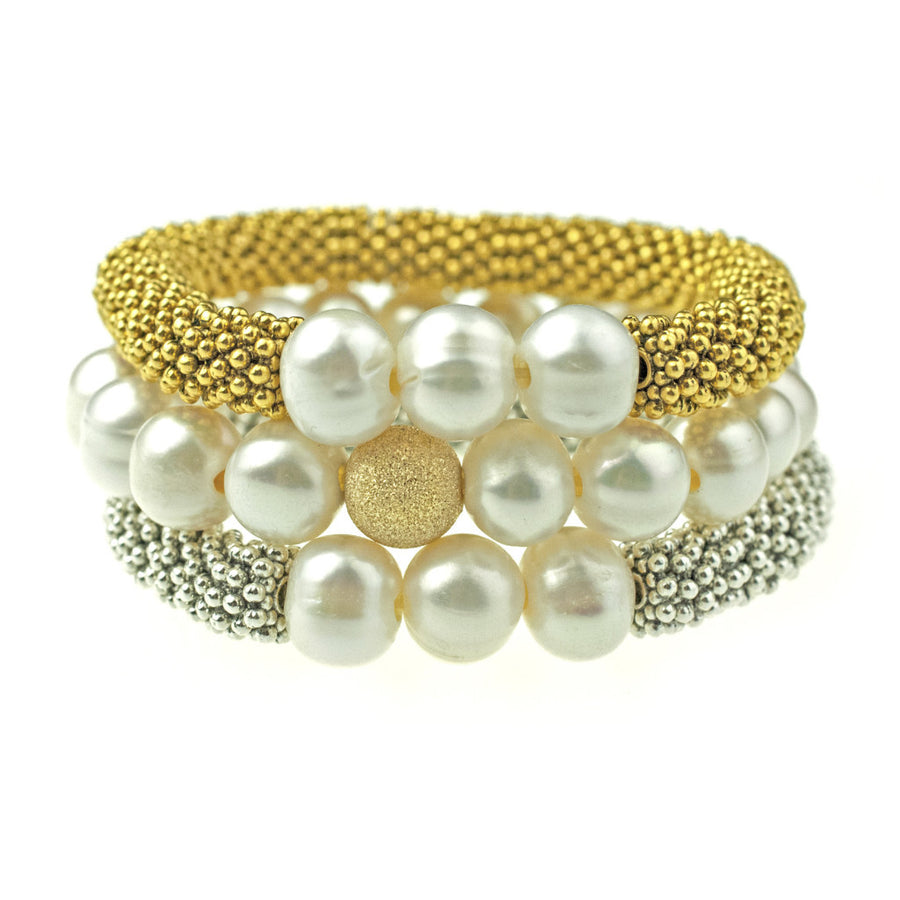 June Accent Bracelet In Gold