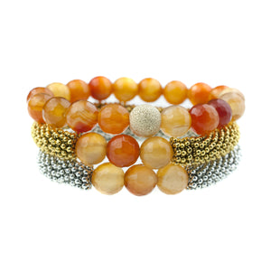 July Accent Bracelet In Gold