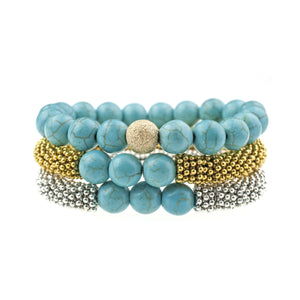 December Accent Bracelet In Gold