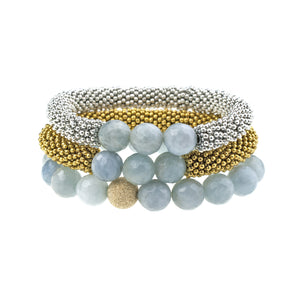 March Accent Bracelet In Gold