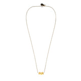 Citrine Drop Necklace