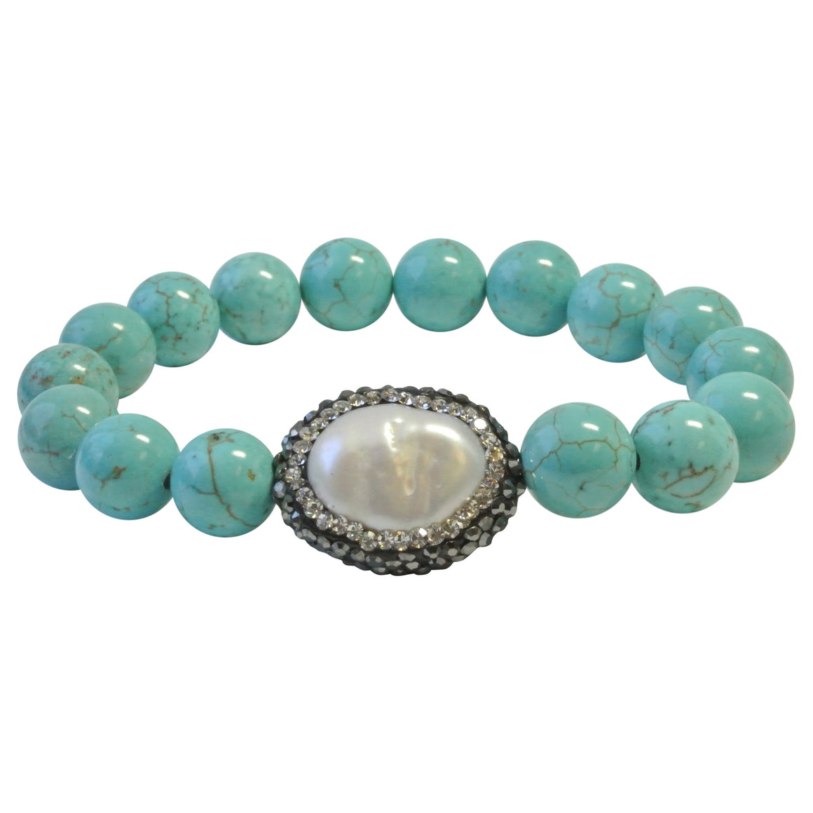 The Ovarian Cancer Awareness Bracelet