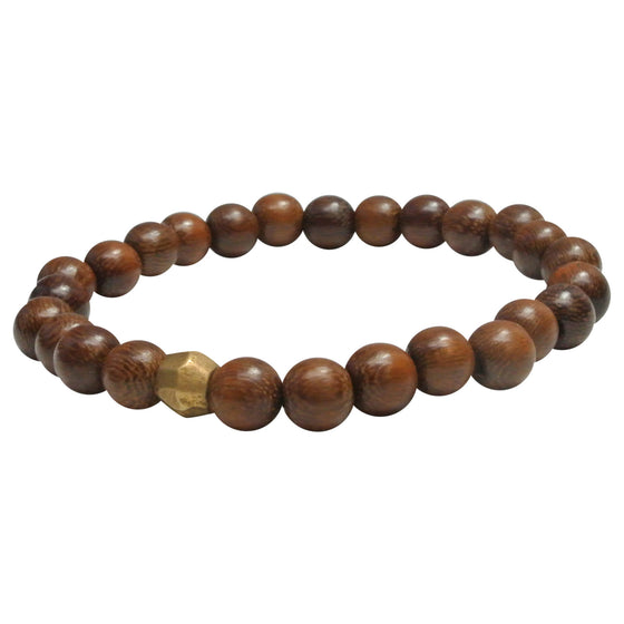 Men's Robles Wood Bracelet