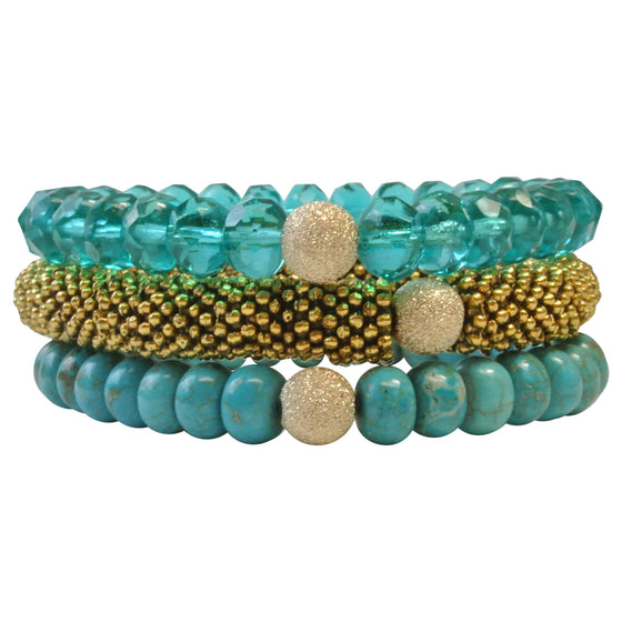Ovarian Cancer Awareness Stack