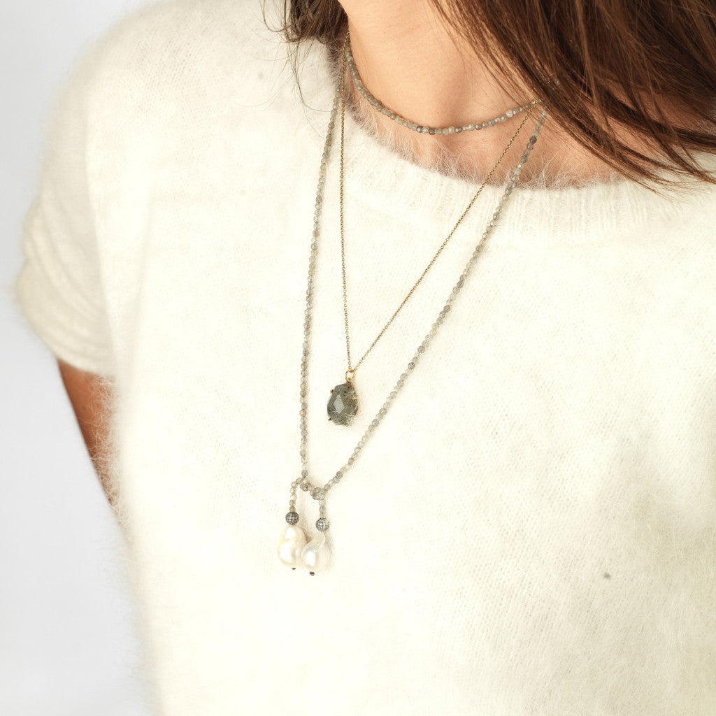 The Luck Be A Lady Necklace