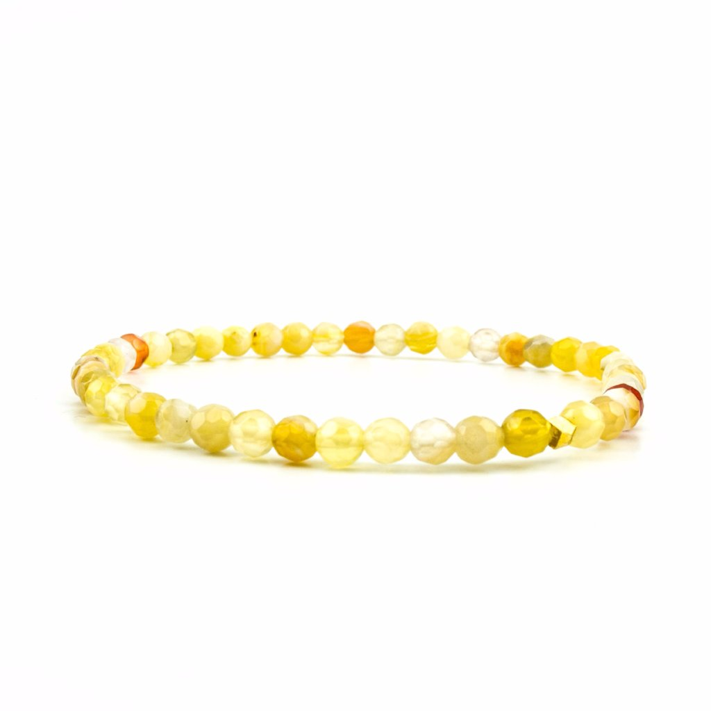 Multi-Yellow Agate Mini