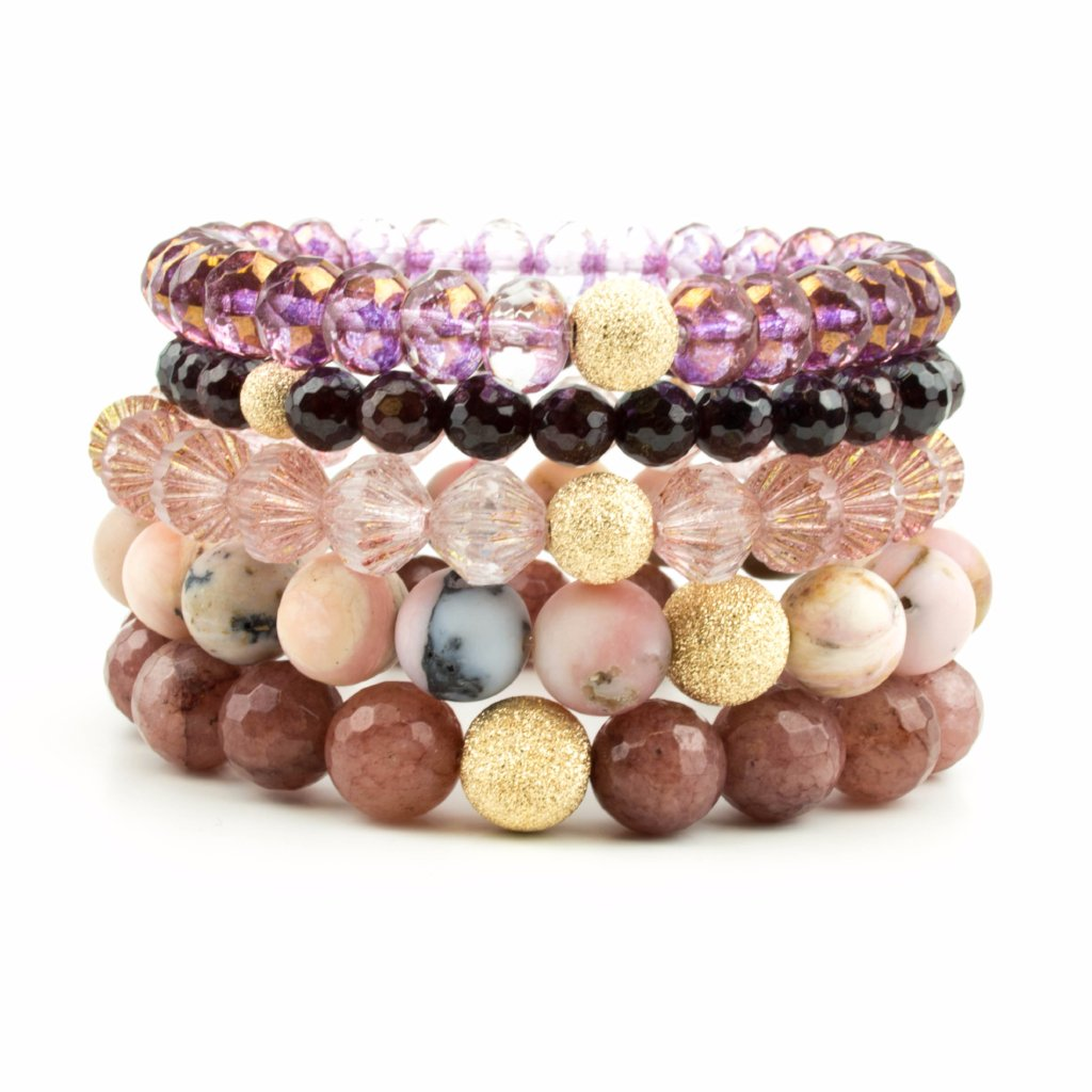 The September Rose Stack