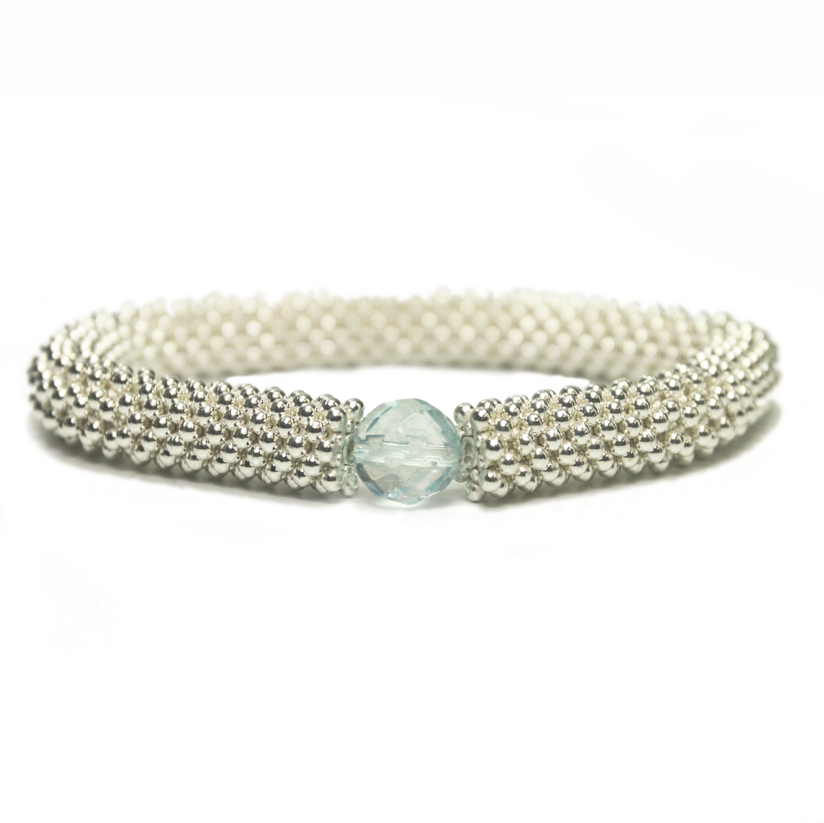 The Silverblue Bracelet