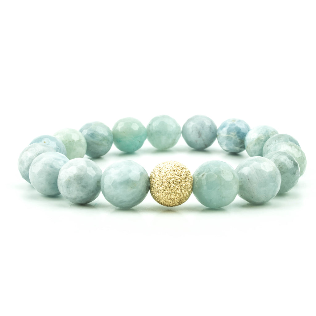 The Aquamarine Bracelet