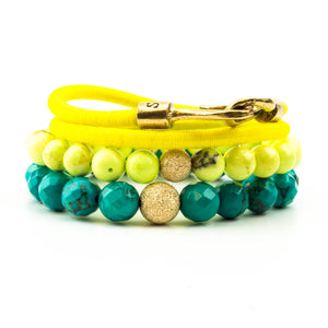 Shape Magazine NEON POP Stack