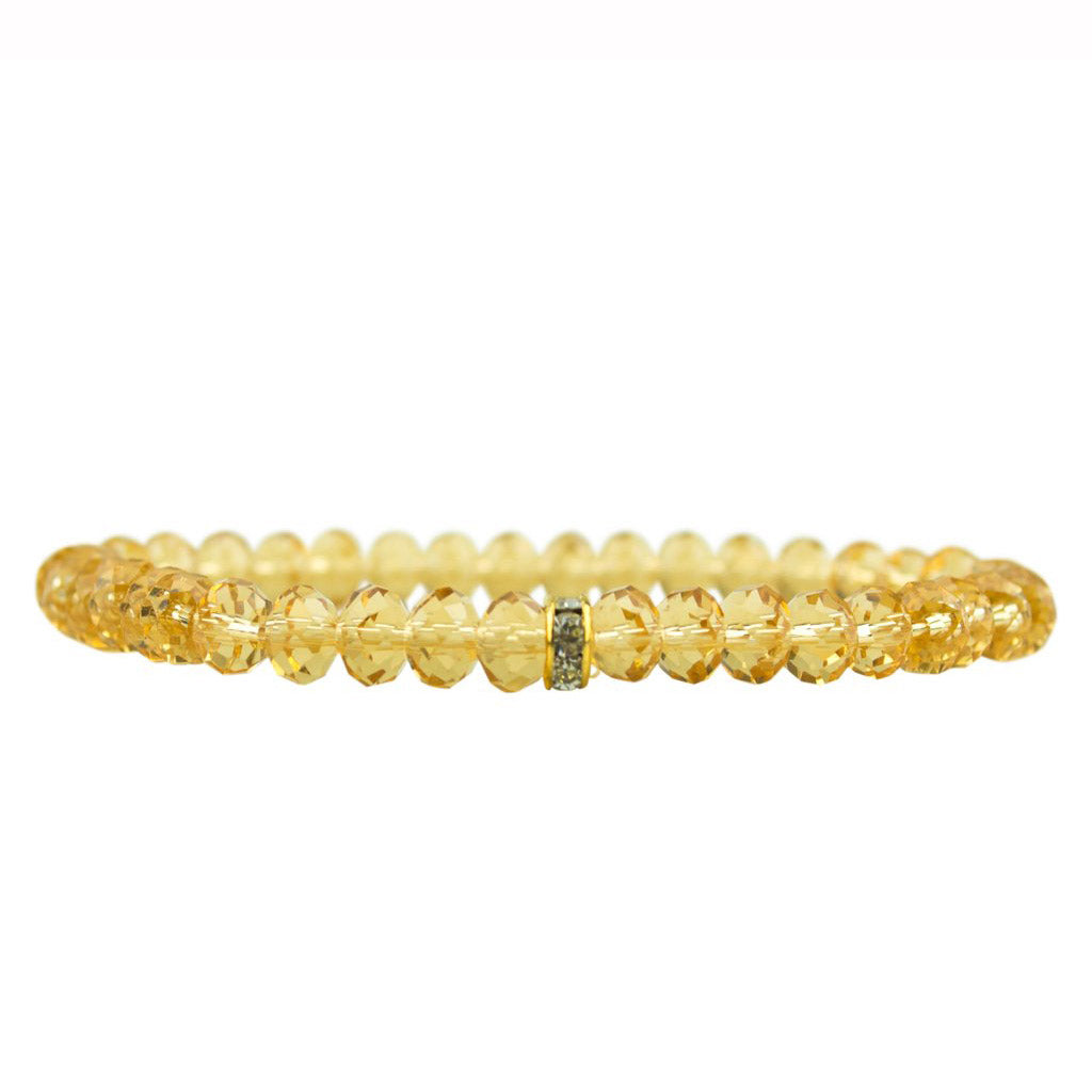 Honeygold Crystal