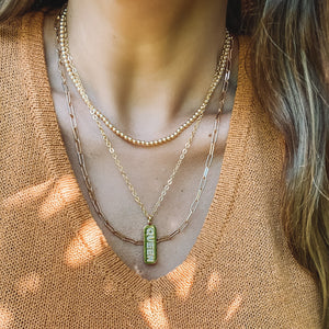 The Queen's Trio 3 Piece Layering Stack