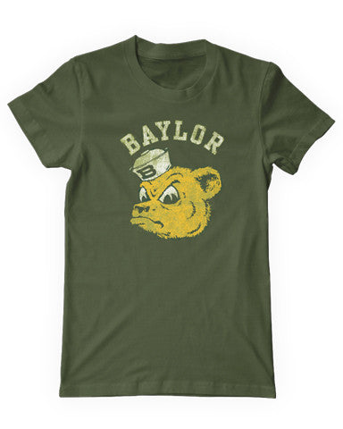 Baylor Sailor Bear