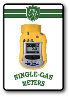 Single-Gas Monitors