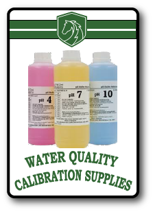 Water Quality Calibration Supplies