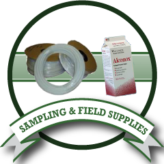 Sampling and Field supplies